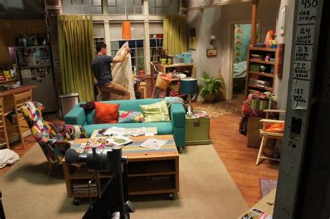 layout of dexter s apartment bazinga a big bang holiday live last minute
