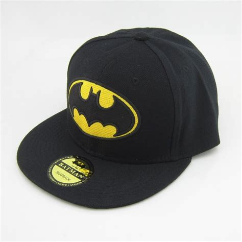 Adjustable Shoo Cap Yellow new batman hiphop black yellow snapback adjustable