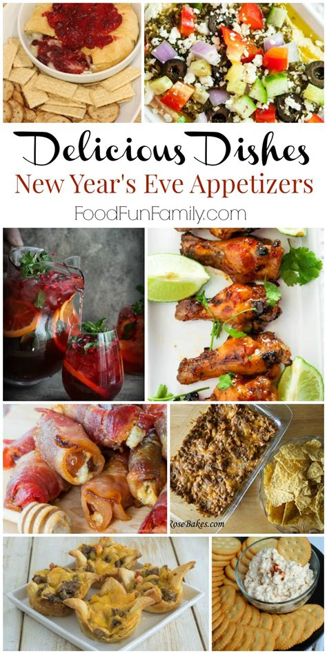 new years day recipes a collection of quot new year s appetizer recipes delicious dishes