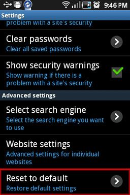 Reset Android Internet Settings | quick tip how to reset android internet settings techdunes