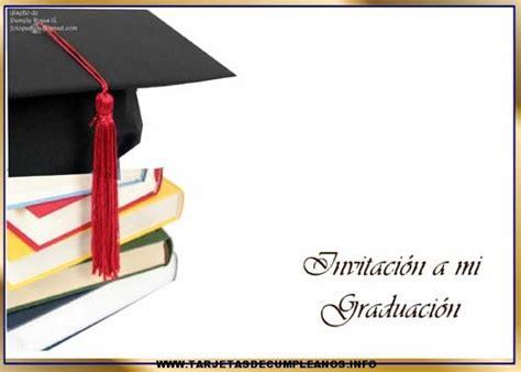 invitacion para promocion de kinder para imprimir dise 241 os para invitaciones de graduaci 243 n tarjetas de