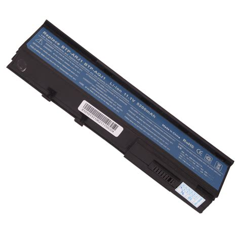Battrey Acer Extansa 4100 Black 6 Cell new 6 cell laptop battery for acer extensa 3100 4120 4130