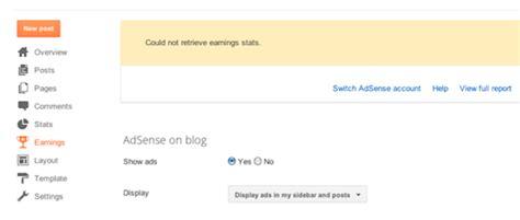 adsense on blogger mit adsense geld als blogger verdienen blogspot ratgeber