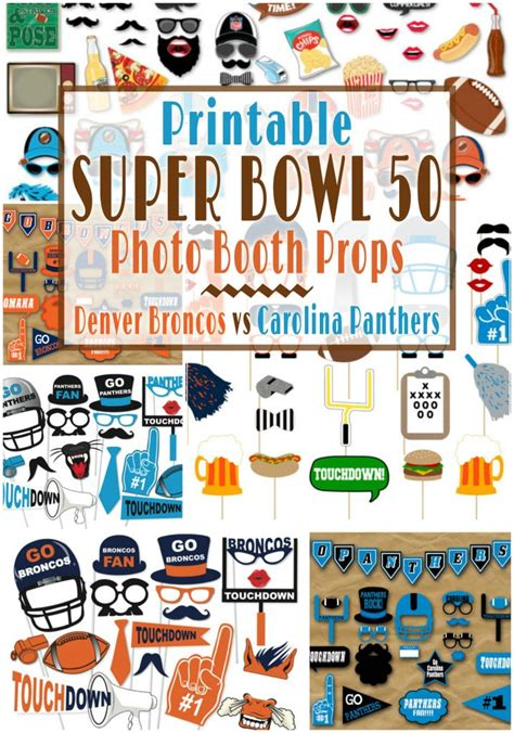 printable photo booth props football printable football photo booth props football photo