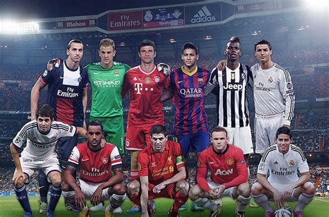 best football leagues the worlds best paid soccer players models picture