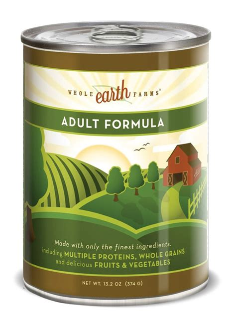 whole earth farms puppy food whole earth farms the dieline packaging branding