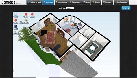 Floor Planner 3d floorplanner outil simple et rapide pour vos plans dans