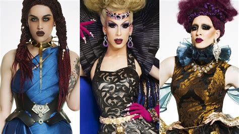 Adore Delano Detox by Rupaul S All Drag Race Season Two Line Up Revealed