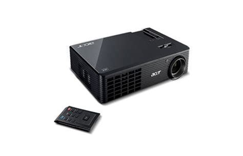 Acer Projector X1130p acer launched three new 3d ready projectors in canada