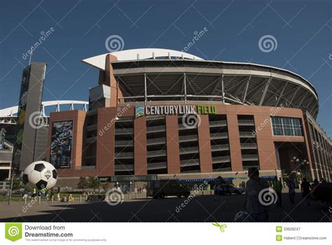 century link field formerly qwest field editorial