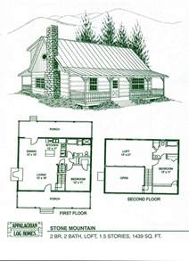 Floor Plans For Small Homes With Lofts by Small Cabin House Plans Loft So Replica Houses