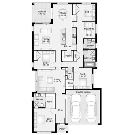 clarendon homes floor plans 9 best new build floor plans images on pinterest floor
