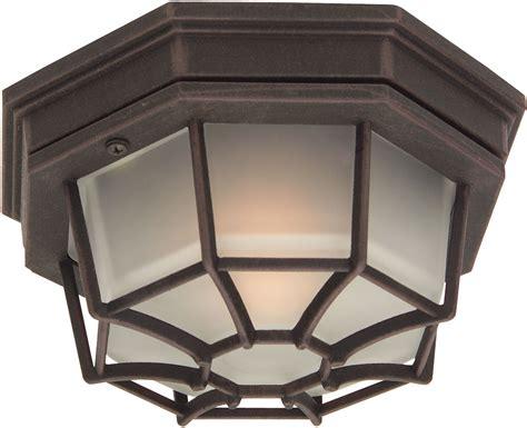 outdoor overhead light fixtures craftmade z bulkhead rust outdoor small overhead lighting