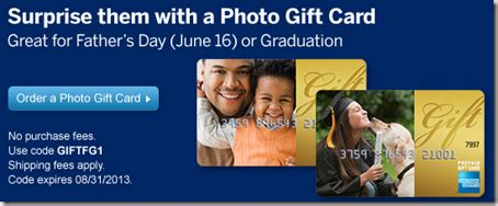 American Express Gift Card Fee Free - fee free father s day gift cards from american express points miles martinis