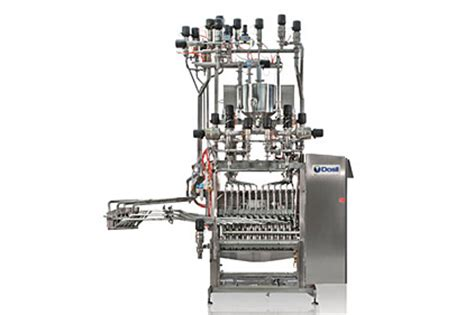 Extended Shelf Milk Processing by Synerlink S Volumetric Fillers Suitable For Extended Shelf