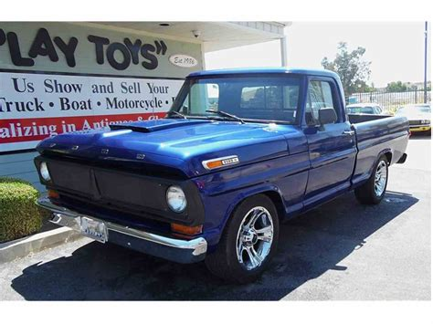 1970 Ford F100 For Sale by 1970 Ford F100 For Sale Classiccars Cc 994692