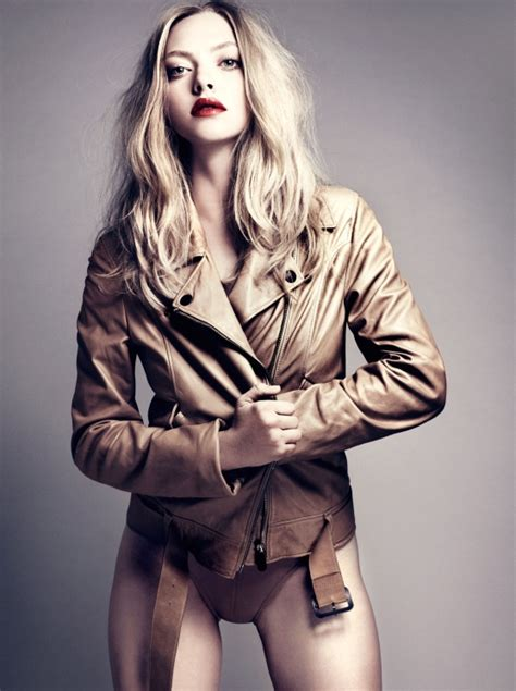 White House Interior Design by Amanda Seyfried For Marie Claire Fashion Photography