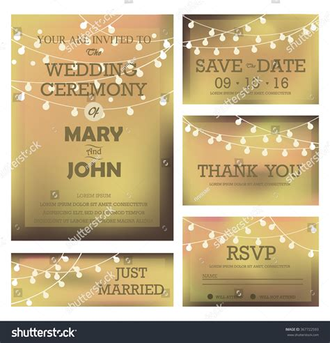 floral wedding thank you card