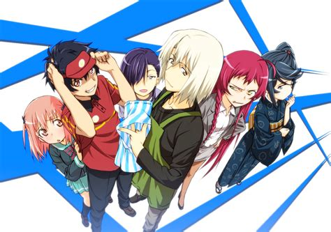ending anime hataraku maou sama my top 10 animes of 2013 justicesoultuna