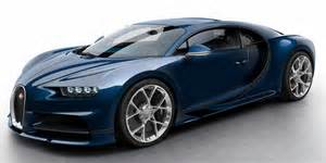 Bugatti H Bugatti Chiron 420km H Price 2 4m Production 500 Bilar