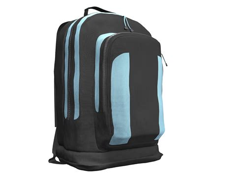 3d Backpack simple backpack 3d model buy simple backpack 3d model