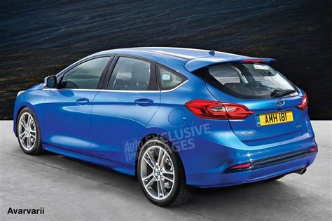 New Ford Focus St 2018 by 2018 Ford Focus Goes Back To Basics Www Focusmania
