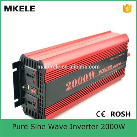 solar inverter for home use price mkp2000 241r dc ac 24 volt dc to 110 volt ac 2kw inverter solar inverter price solar micro