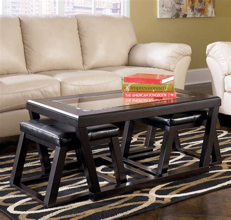 ottoman vs coffee table signature design by ashley kelton t592 1 rectangular