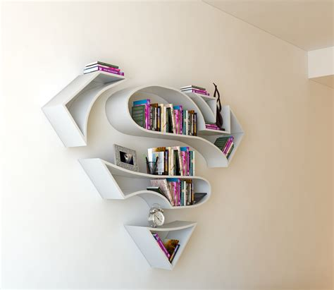 Bookshelf Design by Superheld Signet Regal Hirnverbrandt De
