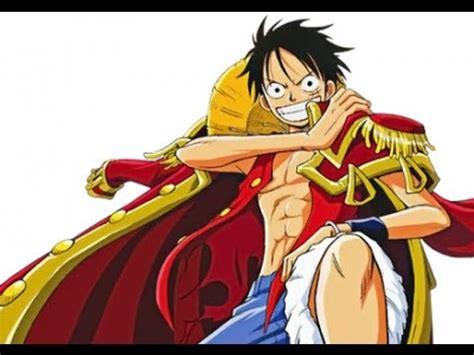 Luffy Pirate luffy roi des