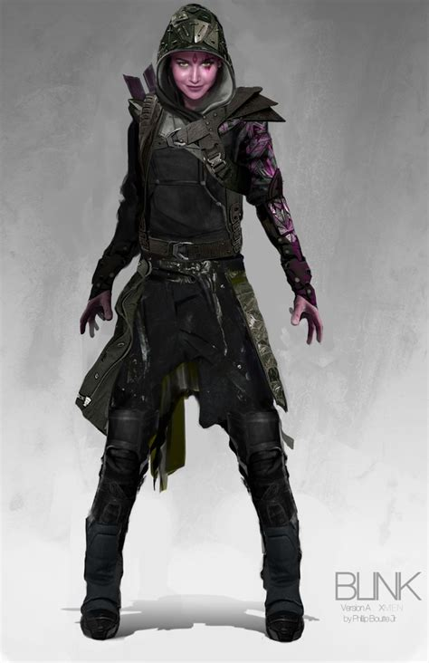 design for x concept x men days of future past costume concept art by phillip