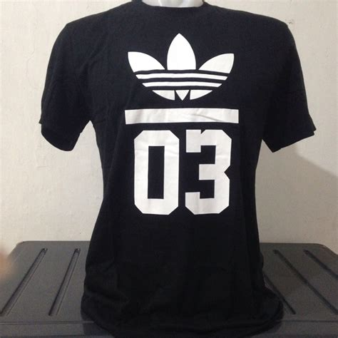 Baju Kaos Hitam Adidas 2 jual adidas originals 3foil hitam size l baju kaos