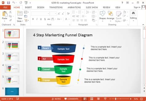 marketing plan powerpoint template gavea info