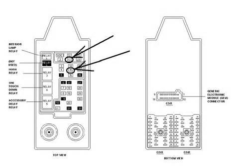 Check Brake System Light Ford 99 F250 Dont Brake Lights Changed Bulbs Diagram