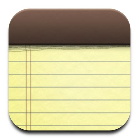 iphone notes layout 14 ipad notes app icon images iphone notes icon apple