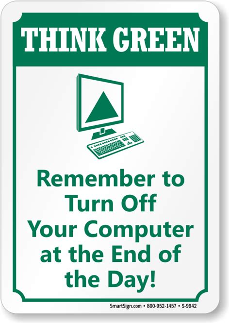 Turn Your Desktop In To A Disco With The Lightwave Color Changing Speakers by Remember To Turn Computer Sign Think Green Signs