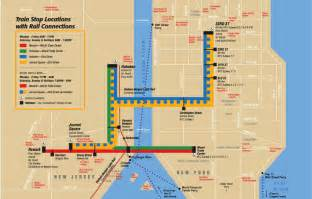 New York Path Map by Nj Path Train Map Car Interior Design