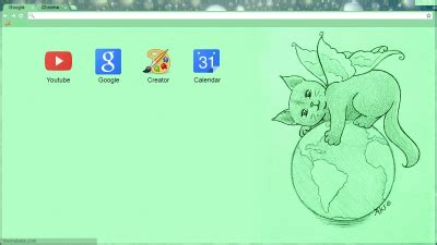 google theme kyungsoo earth chrome themes themebeta