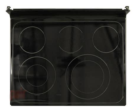 replacement glass cooktop ge jbp81tm1cc glass cooktop replacement black