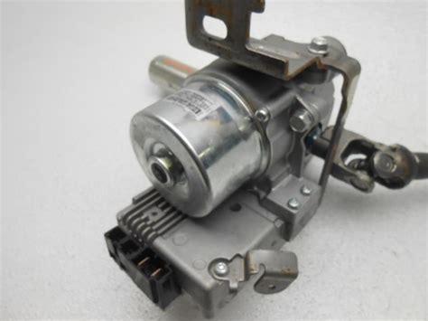 oem 13 14 nissan sentra power steering column electric servo motor ebay oem 13 14 nissan sentra power steering column electric servo motor ebay