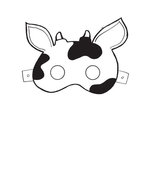 cow ears template the world s catalog of ideas