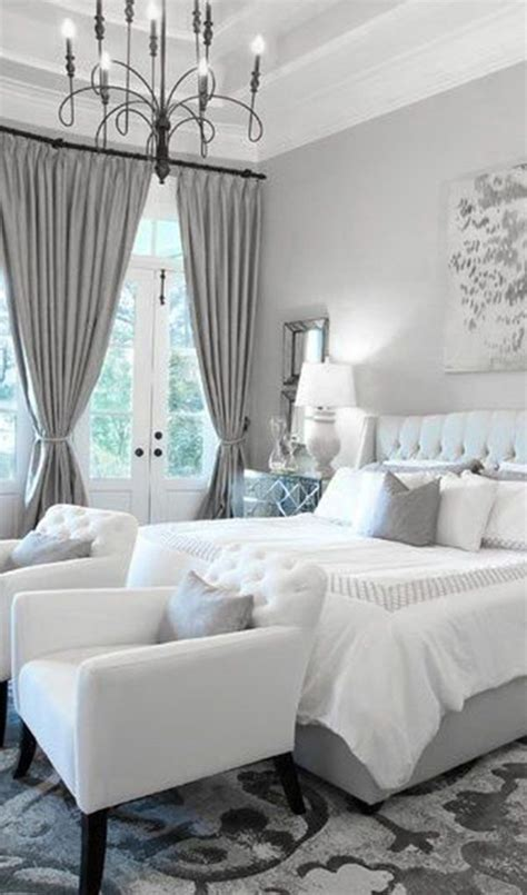 gray and white bedroom modern bedrooms black to white shading with a touch