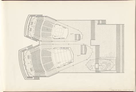 plan of sydney opera house quot sydney national opera house quot quot red book quot state archives and records nsw