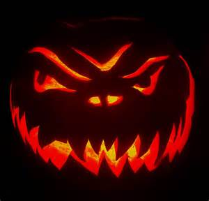 scary pumpkin designs 40 best cool scary pumpkin carving ideas