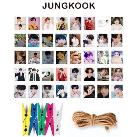 fancyleo bts map   soul persona gifts set  army