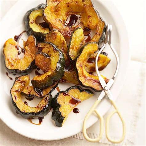 caramelized acorn squash