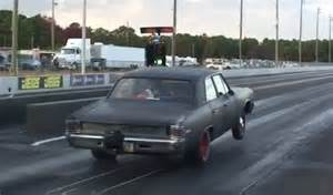 Sleeper Drag Race by Bangshift The Greatest 8 Second Sleeper