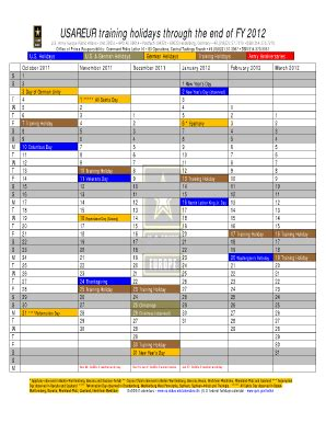 Calendar 2018 Army 2018 Army Calendar Printable Calendars 2018