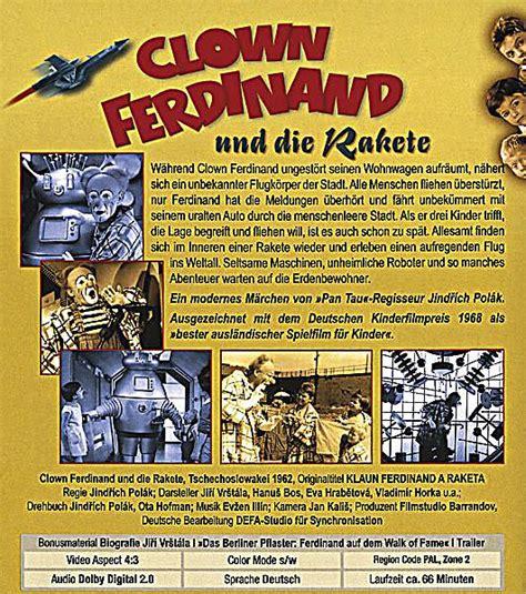 film clown ferdinand clown ferdinand und die rakete dvd dvd bei weltbild de
