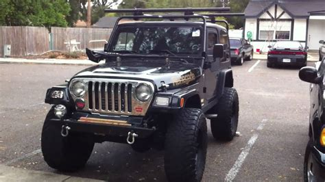 Jeep V8 Jeep Wrangler V8 355 Vortex